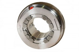 insulated combined thrust journal bearing